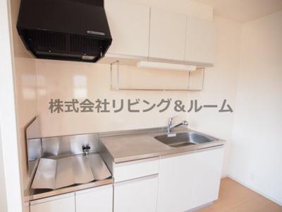 【キッチン】ジャムタウン W棟