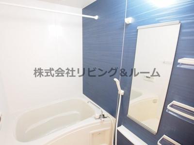 【浴室】ジャムタウン W棟