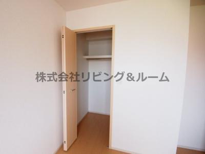 【収納】ジャムタウン W棟