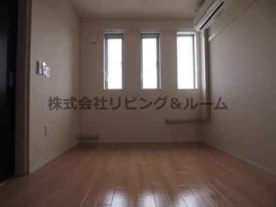 【洋室】エルマーナ Ⅲ棟