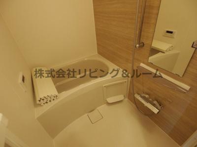 【浴室】エルマーナ Ⅲ棟