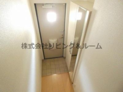 【玄関】スマート アメジスタ