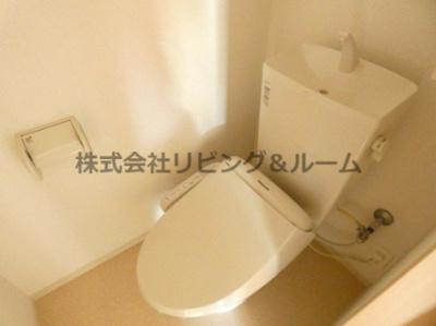 【トイレ】スマート アメジスタ
