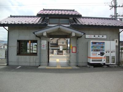 国母駅(JR 身延線)まで589m