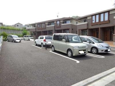 【駐車場】エスポワールMⅤ
