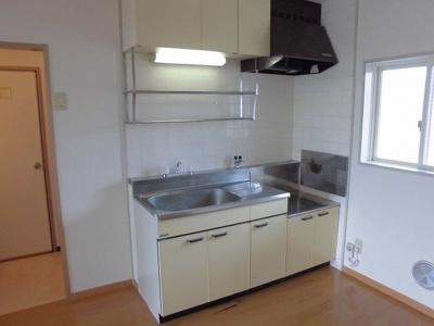 【キッチン】アメニティハウス