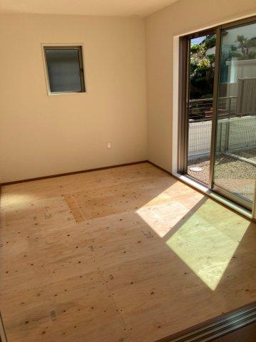 【和室】デザイン住宅「FIT」糸島市加布里1期2号棟 4LDK