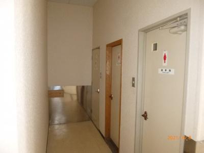 【トイレ】王子2丁目店舗