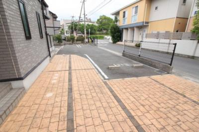 【駐車場】サニークアイエットⅡ