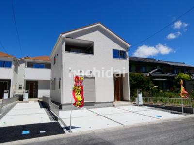 碧南市入船21-1期新築分譲住宅4号棟写真です。2021年10月撮影
