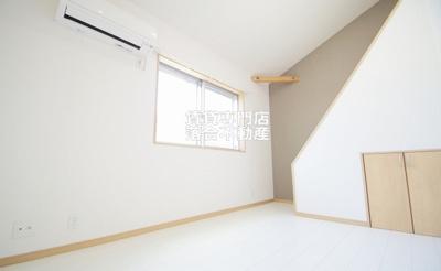 とても綺麗なお部屋