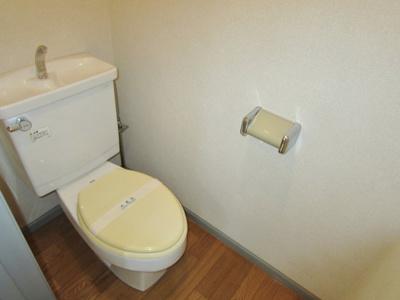 【トイレ】コートヴィレッジ