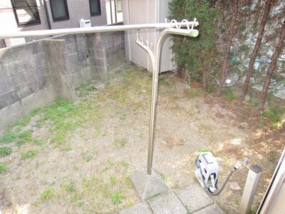 【庭】コートヴィレッジ