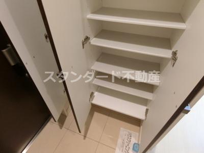 【収納】レジェンド―ル大阪天満G-レジデンス