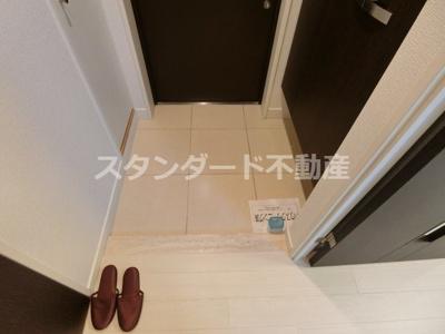 【玄関】レジェンド―ル大阪天満G-レジデンス
