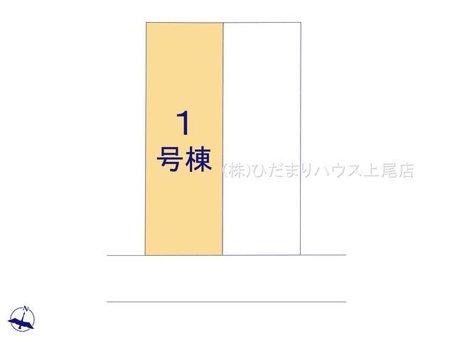【区画図】鴻巣市大間 第2 新築一戸建て リーブルガーデン 01