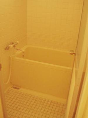 【浴室】朝日広尾マンション