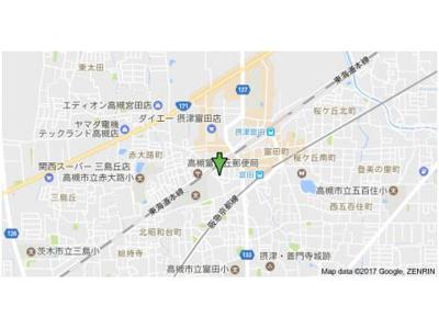 【地図】フィデスコート