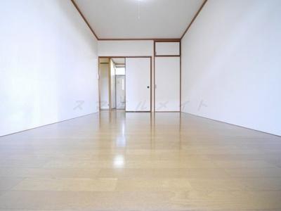 【居間・リビング】マグノリアハウス