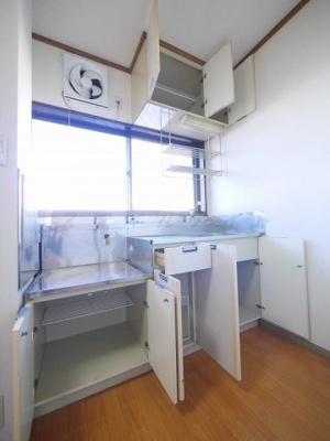 【キッチン】マグノリアハウス