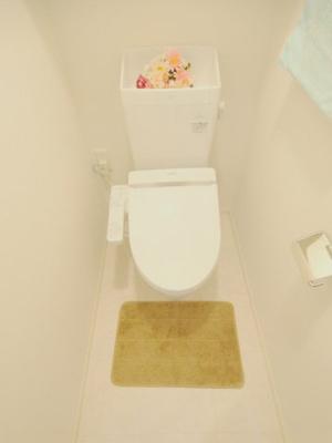 【トイレ】ガーデン高取