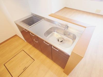 【キッチン】SDハイツ