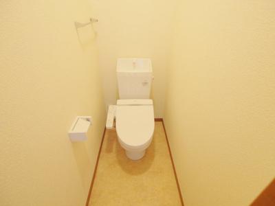 【トイレ】SDハイツ