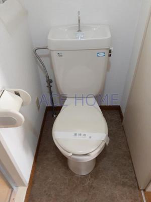 【トイレ】ミ・カーサ・サノ
