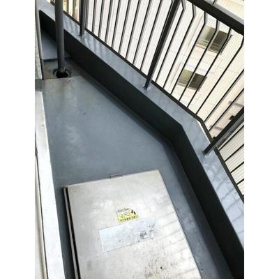 【バルコニー】青葉台タワー