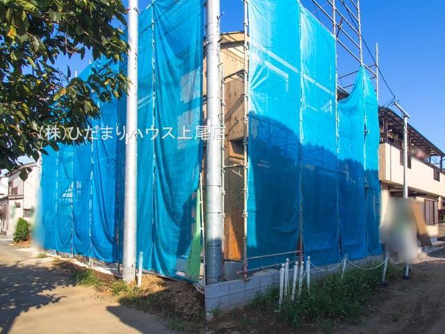 【外観】鴻巣市雷電 新築一戸建て グラファーレ 01