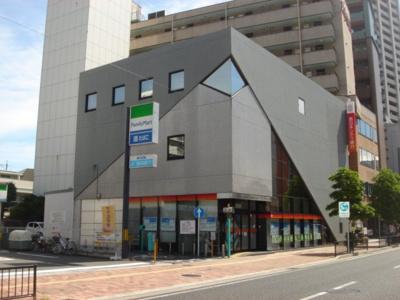 西日本シティ銀行三萩野支店まで940m