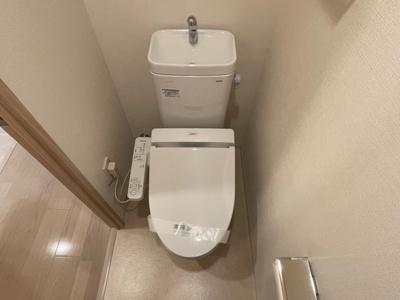 【トイレ】テラス阿佐ヶ谷