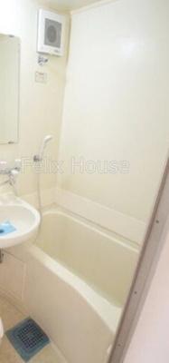 【浴室】メゾン・ド・セレール