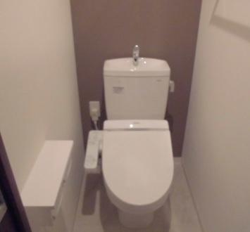 【トイレ】ラピス曳舟