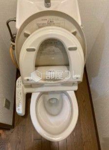 【トイレ】西武ルミエール武蔵関