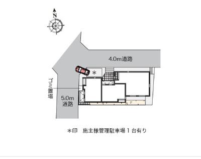 【区画図】エーリラフトリー
