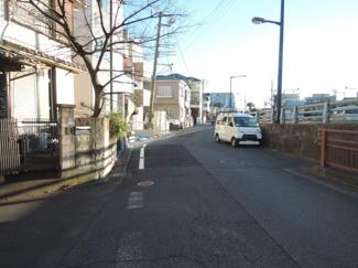 【前面道路含む現地写真】市川市妙典1丁目 新築戸建