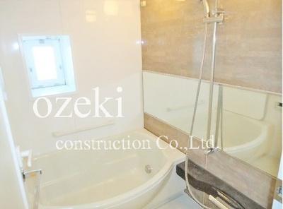 【浴室】ライオンズ越谷センターシティ