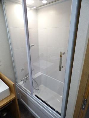 【浴室】Ligere祐天寺WEST