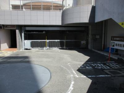 【駐車場】リーデンスクエア鈴蘭台駅前