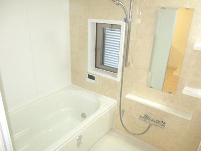 【浴室】リーデンスクエア鈴蘭台駅前