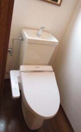 【トイレ】マンションメイ