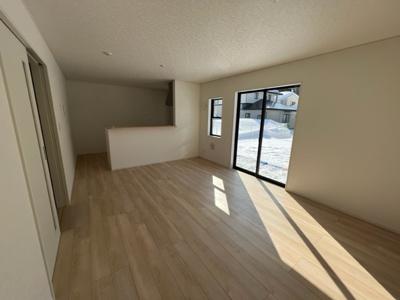 【区画図】新築建売 北上市和賀町竪川目第2