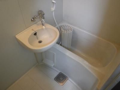 【浴室】サンシティーコーポふじ