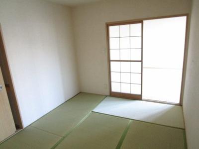 【寝室】グレイスコート