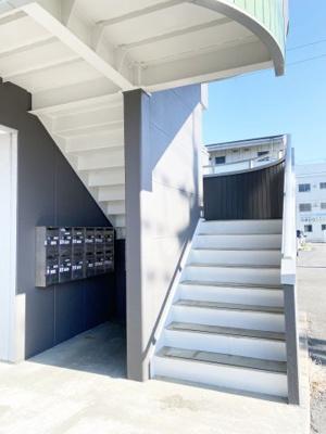 【玄関】サンシャインタカラ 3号棟