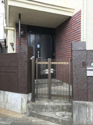 【エントランス】土支田4丁目戸建