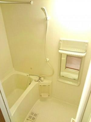 【浴室】メゾン・ド・フルール