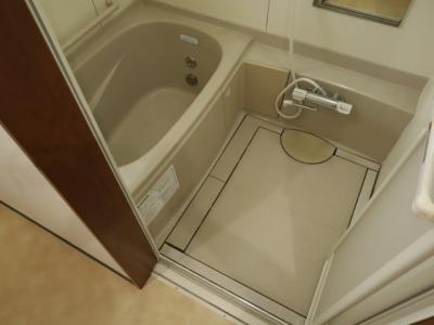 【浴室】武蔵嵐山ハウス