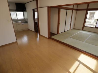 【居間・リビング】武蔵嵐山ハウス